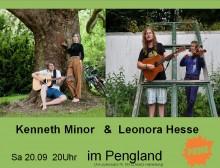 Kenneth Minor & Leonora Hesse