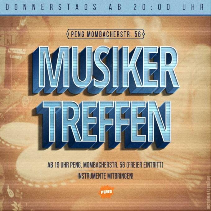 Logografik Musikertreffen