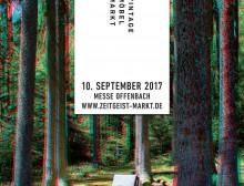 Plakat Zeitgeist URBAN FOREST 2017
