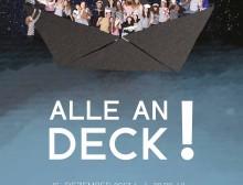 Flyer - Alle an Deck!