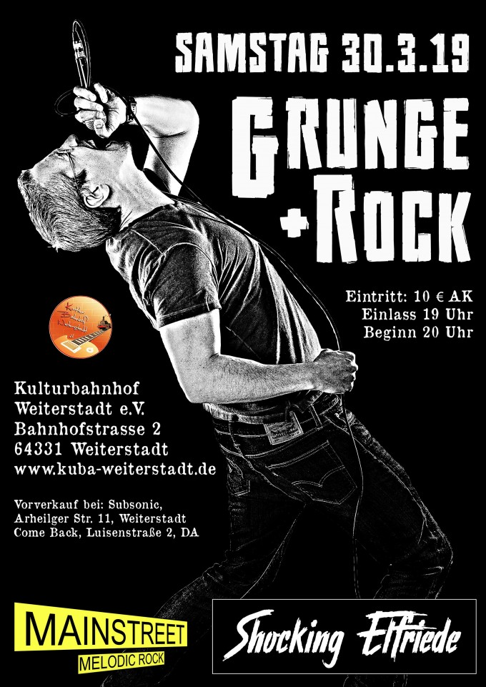 Grunge und Rock