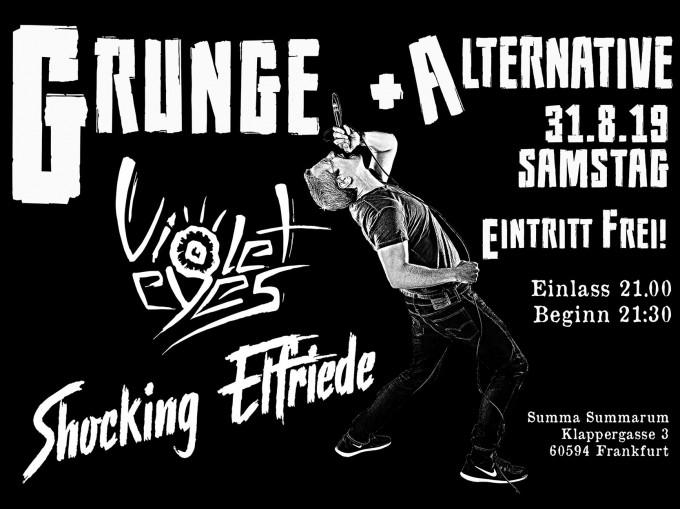 Grunge & Alternative im Frankfurter Untergrund